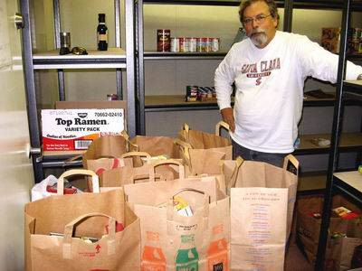 Food Pantry at Mennonite Community Church